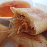 photo of lumpia